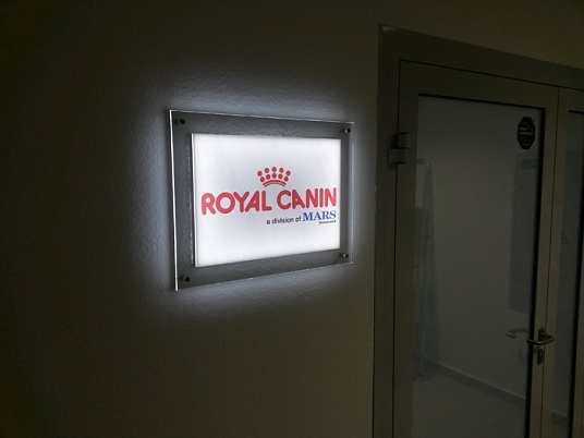 Проект Royal Canin